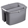 rubbermaid 30 gallon bucket: Brute® Utility Pail
