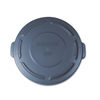 Rubbermaid Commercial Vented Round Brute® Lid RCP 2619-60 GRA