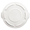 Rubbermaid Commercial Vented Round Brute® Lid RCP 2619-60 WHI