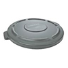 Rubbermaid Commercial Rubbermaid® Commercial Round Brute® Lid RCP 263100GY