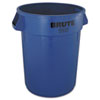 Rubbermaid Commercial Round Brute® Container RCP 2632 BLU