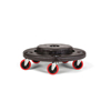 Rubbermaid Commercial Brute® Quiet Dolly RCP2640-43BLA