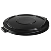 Rubbermaid Commercial Vented Round Brute® Lid RCP 2645-60 BLA