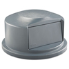 Rubbermaid Commercial Round Brute® Dome Top RCP 2647-88 GRA