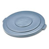 Rubbermaid Commercial Rubbermaid® Commercial Round Brute® Lid RCP 265400GY