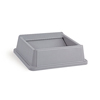 Rubbermaid Commercial Untouchable® Swing Top Lid2 RCP 2664 GRA