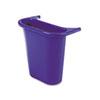 Rubbermaid Commercial Wastebasket Recycling Side Bin RCP 2950-73 BLU