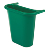 Recycling Containers: Rubbermaid® Commercial Saddle Basket™ Recycling Bin
