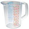 Rubbermaid Commercial Bouncer® Measuring Cup RCP 3216 CLE