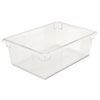 Rubbermaid Commercial Food/Tote Boxes RCP 3300 CLE