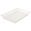 Rubbermaid Commercial Food/Tote Boxes RCP 3306 CLE