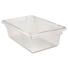 Rubbermaid Commercial Food/Tote Boxes RCP 3307 CLE