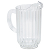 Rubbermaid Commercial Bouncer® Plastic Pitcher RCP 3335CLE
