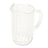 Rubbermaid Commercial Bouncer® Plastic Pitcher RCP 3337CLE