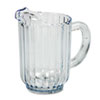 Rubbermaid Commercial Rubbermaid Commercial® Bouncer® Plastic Pitcher RCP 333800CR