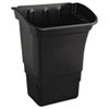 Rubbermaid Commercial Optional Utility Cart Refuse/Utility Bin RCP 3353-88 BLA