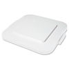 Rubbermaid Commercial Square Brute® Lid RCP 3539WHI