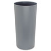 trash receptacle: Rubbermaid® Commercial Rigid Liner with Rim