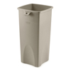 Rubbermaid Commercial Untouchable® Square Container RCP 3569-88 BRO