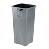 Rubbermaid Commercial Untouchable® Square Container RCP3569-88GRA
