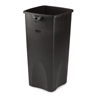 Rubbermaid Commercial Untouchable® Square Container RCP3569-88BLA