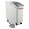 Rubbermaid Commercial ProSave® Mobile Ingredient Bin RCP3600-88 WHI