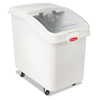 Rubbermaid Commercial ProSave® Mobile Ingredient Bin RCP 3603-88 WHI