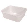 Rubbermaid Commercial Food/Tote Boxes RCP 3690WHI
