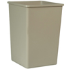 Rubbermaid Commercial Plaza® 35-Gal Rigid Waste Liner RCP 3958 BEI