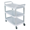 Rubbermaid Commercial Open Sided Utility Cart RCP 4091 CRE