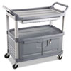 utility carts, trucks and ladders: Xtra™ Instrument Cart