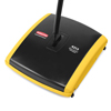 Rubbermaid Commercial Dual Action Sweeper RCP 4213-88 BLA