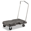 Rubbermaid Commercial Triple Trolley RCP 4401 BLA