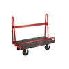 Janitorial Carts, Trucks, and Utility Carts: A-Frame Panel Truck