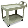 Rubbermaid Commercial Heavy-Duty Utility Cart RCP 4520-88 BEI