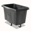 Janitorial Carts, Trucks, and Utility Carts: Cube Truck