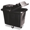 Janitorial Carts, Trucks, and Utility Carts: Rubbermaid® Commercial Cube Truck