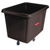 Rubbermaid Commercial Cube Truck RCP4612BLA