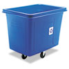 Rubbermaid Commercial Rubbermaid® Commercial Recycling Cube Truck RCP461673BE