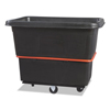 Janitorial Carts, Trucks, and Utility Carts: Heavy-Duty Utility Truck