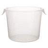 Rubbermaid Commercial Round Storage Containers RCP 5723-24 CLE