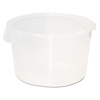 Rubbermaid Commercial Round Storage Containers RCP 5726-24 CLE