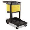 Janitorial Carts, Trucks, and Utility Carts: Locking Cabinet