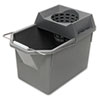 Rubbermaid Commercial Pail/Strainer Combinations RCP 6194 STL