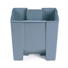 Rubbermaid Commercial Rigid Liner for Step-On Waste Container RCP 6245 GRA