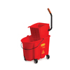 rubbermaid 30 gallon bucket: WaveBrake® Side-Press Wringer/Bucket Combo