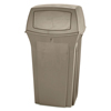 Rubbermaid Commercial Ranger® Fire-Safe Container RCP8430-88BEI