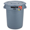 trash receptacle: Rubbermaid® Commercial Brute® Container Bulk Pack