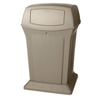 Rubbermaid Commercial Ranger® Fire-Safe Container RCP917188BEI
