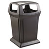 Rubbermaid Commercial Ranger® Fire-Safe Container RCP917388BLA